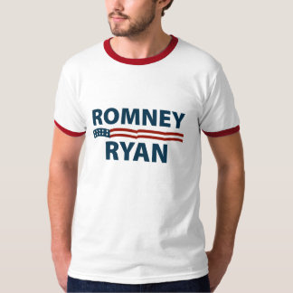 Romney-Ryan Stars and Stripes Tee