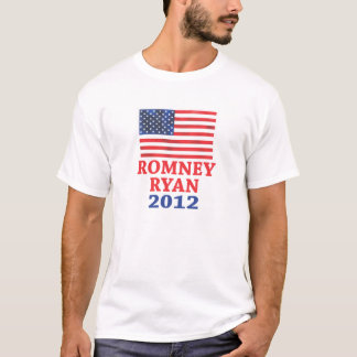 Romney Ryan  T- Shirt