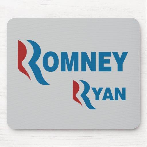 Romney - Ryan Tapetes De Raton