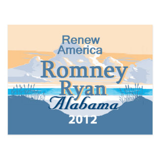 Romney Ryan Tarjetas Postales