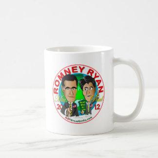 Romney Ryan Taza De Café