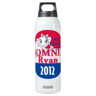 Romney Ryan Thermos Bottle