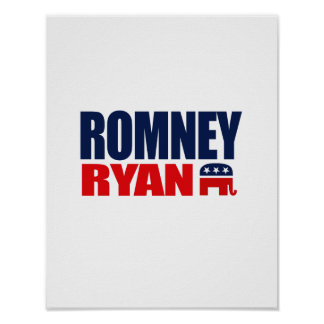 ROMNEY RYAN TICKET 2012.png Posters