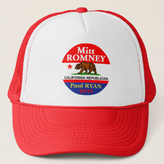 Romney Ryan Trucker Hat