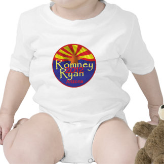 Romney Ryan Bodysuits