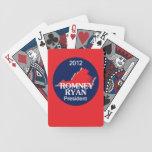 Romney Ryan VIRGINIA Deck Of Cards