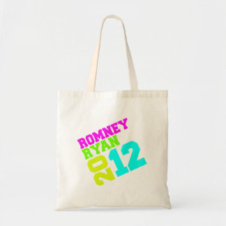 ROMNEY RYAN VP NEON COLLEGIATE png Bags