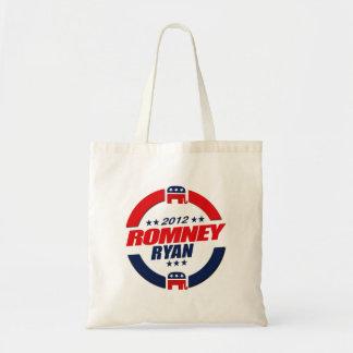 ROMNEY RYAN VP SPHERE png Bags