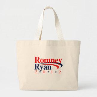 ROMNEY RYAN VP SWEEP png Tote Bag