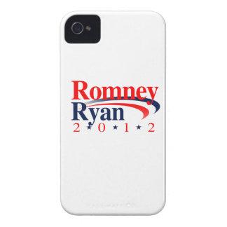 ROMNEY RYAN VP SWEEP.png Case-Mate iPhone 4 Case