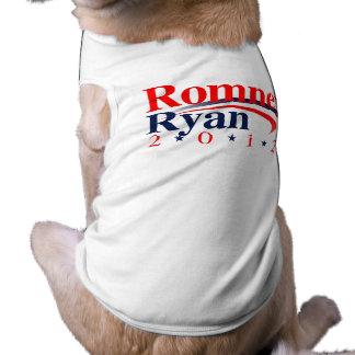 ROMNEY RYAN VP SWEEP.png Doggie Tshirt