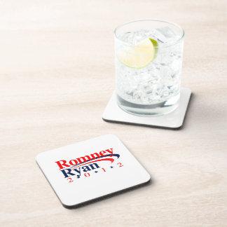 ROMNEY RYAN VP SWEEP.png Posavasos De Bebida