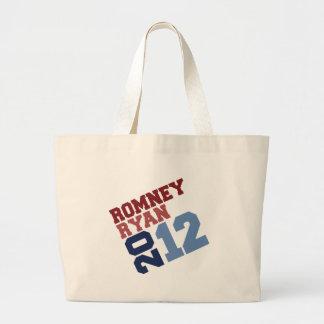 ROMNEY RYAN VP TILT png Bag