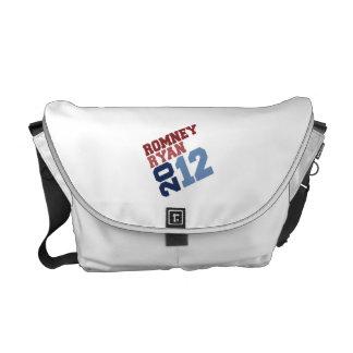 ROMNEY RYAN VP TILT png Commuter Bag