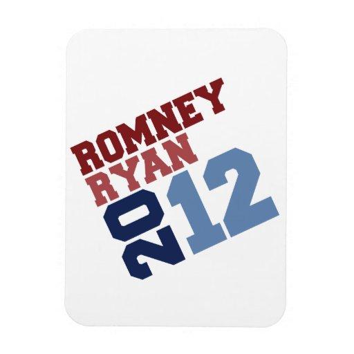 ROMNEY RYAN VP TILT.png Rectangular Magnets