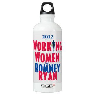 Romney Ryan Water Bottle