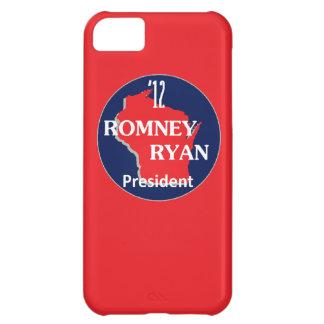 Romney Ryan WISCONSIN Case For iPhone 5C