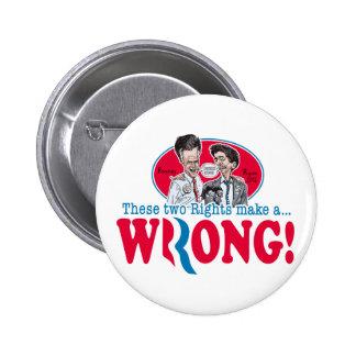 Romney Ryan Wrong Pins