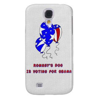Romney s Dog Galaxy S4 Cases