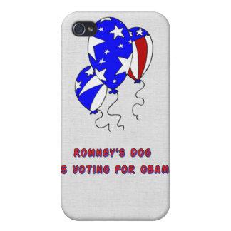 Romney s Dog iPhone 4 Cases