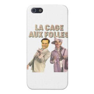 Romney Santorum Case For iPhone SE/5/5s