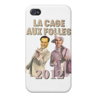 Romney Santorum Cover For iPhone 4