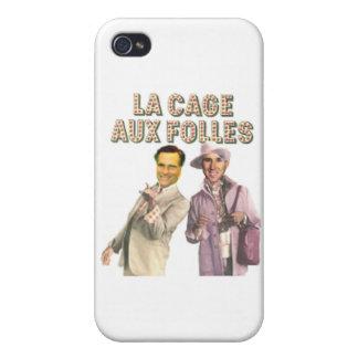 Romney Santorum iPhone 4 Covers