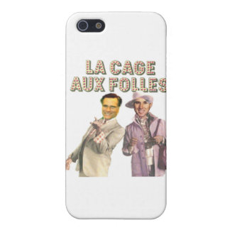 Romney Santorum iPhone SE/5/5s Cover