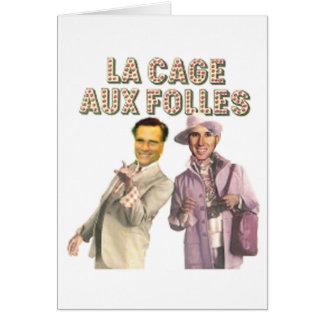 Romney Santorum Tarjeta De Felicitación
