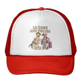 Romney Santorum Trucker Hat