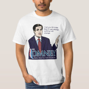 Romney Satire Shirts
