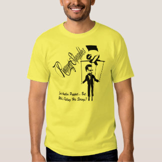 Romney Shambles - Just Another Puppet T-shirt