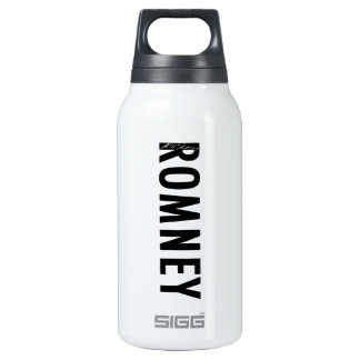 Romney Signature Gear 10 Oz Insulated SIGG Thermos Water Bottle