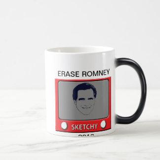 Romney Sketch Toy Magic Mug