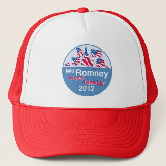 Romney SUPER TUESDAY Hat