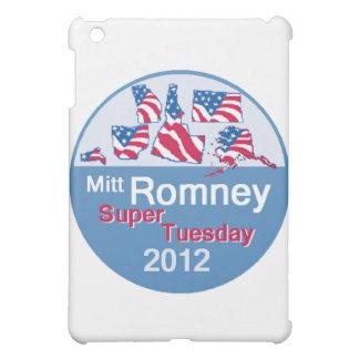 Romney SUPER TUESDAY iPad Mini Case