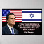 Romney Talks Israel Print