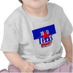 Romney TEJAS Camiseta