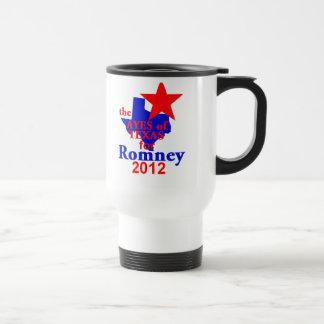 Romney TEXAS Travel Mug