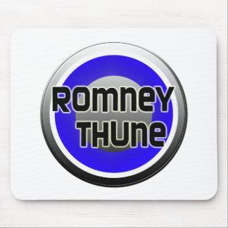 Romney Thune 2012 Tapetes De Ratón