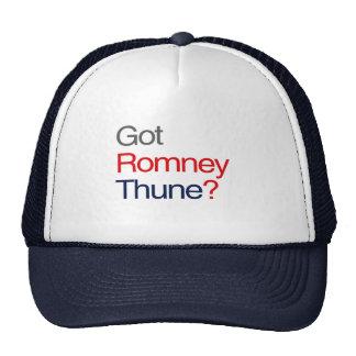 ROMNEY THUNE GOT VP png Hats
