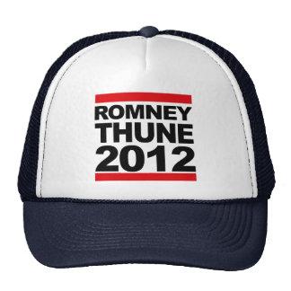 ROMNEY THUNE HIP png Mesh Hats