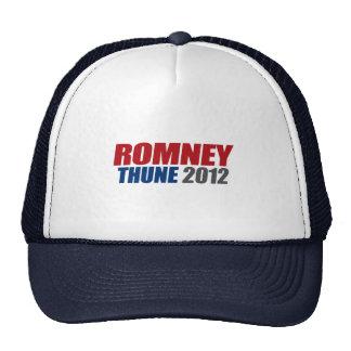 ROMNEY THUNE VP IMPACT png Hats