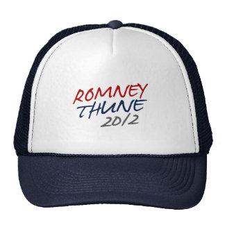 ROMNEY THUNE VP SCRIPT png Mesh Hat