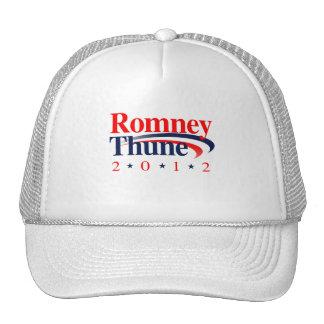 ROMNEY THUNE VP SWEEP png Mesh Hats