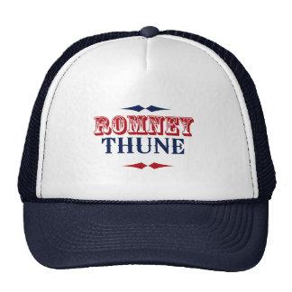 ROMNEY THUNE VP WILD WEST png Mesh Hat