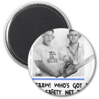 romney tshirt.jpg de Ryan de la red de seguridad s Imanes Para Frigoríficos