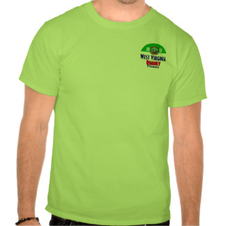 Romney VIRGINIA OCCIDENTAL Camisetas