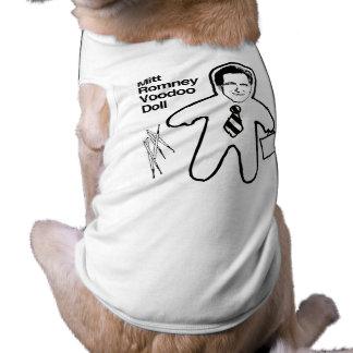 Romney Voodoo Doll.png Doggie T-shirt