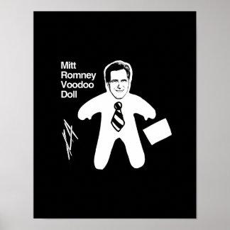 Romney Voodoo Doll.png Poster